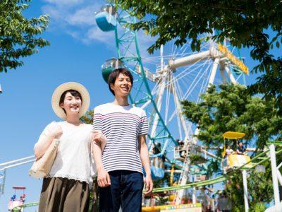 デートや観光におすすめ!関西のテーマパーク、遊園地特集