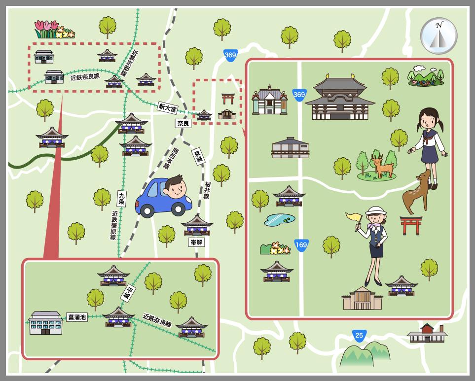 観光 奈良